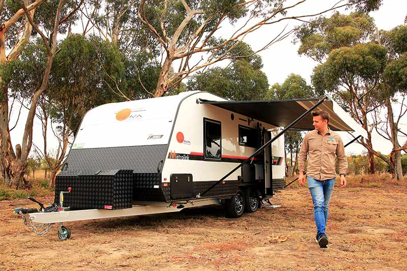 How to Advertise Nova Caravans for Sale Online