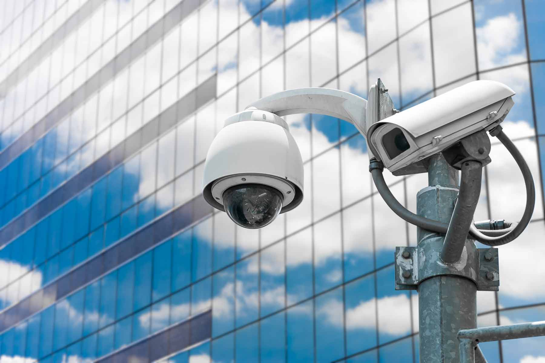Benefits of commercial security cameras- for your business.